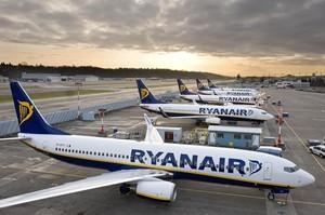 RyanAir будет осуществлять рейсы из Львова и Киева