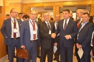 В Стамбуле презентовали мощности украинских портов