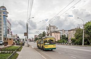 """В Липецке закрывают троллейбус: чиновники уверены, что """"рогатые"""" загрязняют город выхлопами"""