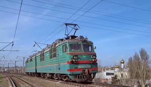 На украинских железных дорогах будут тестировать китайский электровоз