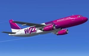 Wizz Air передислоцируется в Борисполь