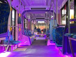 В Москве запустили первые трамваи из контракта на миллиард долларов за 300 вагонов (ФОТО)