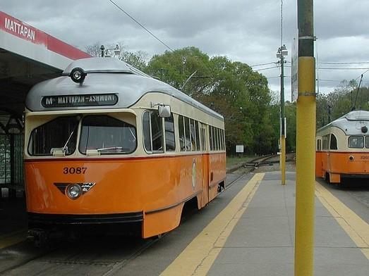 Транспортное управление Массачусетса планирует перестроить свой парк трамваев