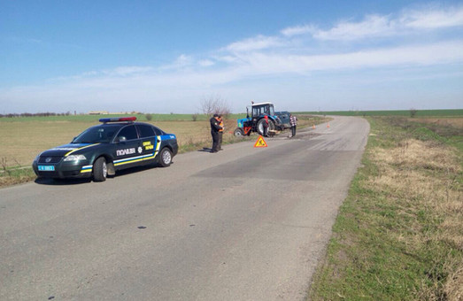 Одесские дороги проверяют полицейские