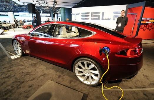 В Украине появится  производство электромобилей Tesla