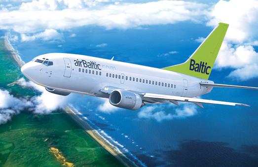 АirBaltic проводит большую распродажу