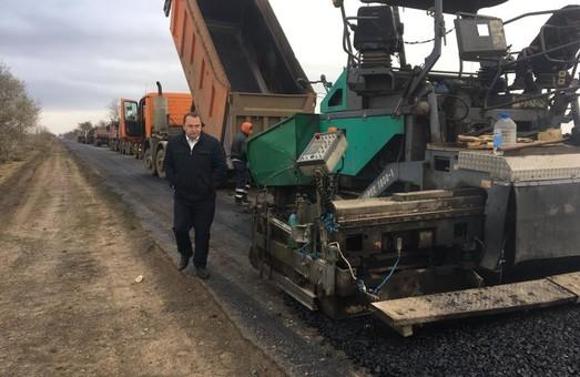 Омелян: Восстановление трассы Одесса-Рени является приоритетом деятельности правительства