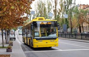 В Киеве собираются купить 80 троллейбусов на 510 миллионов гривен