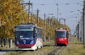 В Мариуполе закрывают линию трамвая в промзоне