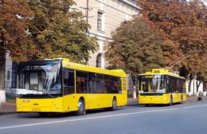 Для Киева приобретут 100 низкопольных автобусов на 510 миллионов