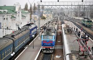 В Кременчуге железнодорожники устроили забастовку