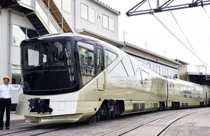 Японцы запустят поезд для миллионеров