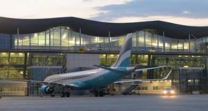 """Аэропорт """"Борисполь"""" готов принимать много лоукостов"""