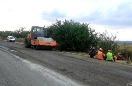Почти 2 млрд грн будет потрачено в текущем году на ремонт трассы Одесса-Рени