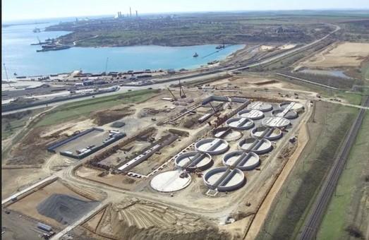 Cargill получила кредит для строительства терминала в Южном