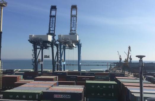 В АМПУ отчитались о результатах перевалки грузов