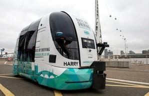 В центре Лондона будут тестировать беспилотный автобус