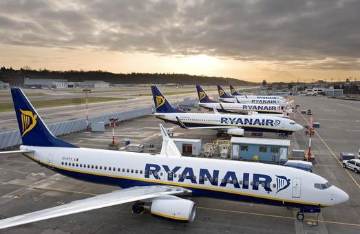 Ryanair объявил об открытии авиамаршрута Львов-Берлин с сентября текущего года