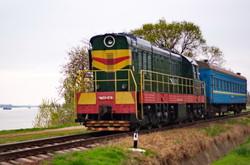 Пассажирский поезд Рени - Етулия