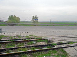 Железная дорога в Румынии: перегон Джурджулешты - Галац