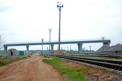 Строительство моста объездной дороги вокруг Рени