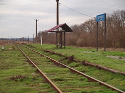 Платформа ТЕплица между Арцизом и Березино
