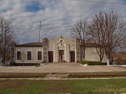 Вокзал станции Березино - типовой, 1915 года постройки