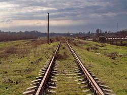 Заброшенный путь от Березино в сторону Бессарабской