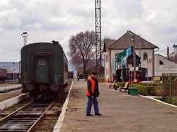 Станция Басарабяска