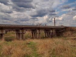 Мост на перегоне между Арцизом и Березино