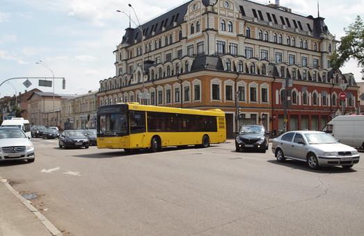 Киев в 2017 году потратит 2 миллиарда гривен на ремонт дорог
