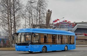 """Санкт-Петербург обновляет троллейбусный парк на 105 """"рогатых"""" с аккумуляторами"""