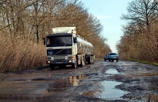 В Украине хотят внедрить онлайн-контроль за ремонтом дорог