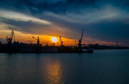 За первый квартал 2017 года Одесский порт нарастил грузопоток