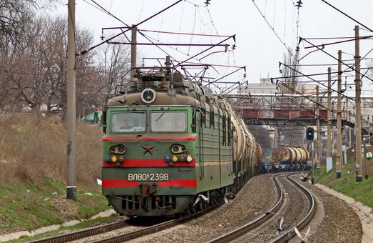 На Одесской железной дороге отремонтировали магистральные пути между Рауховкой и Сербкой