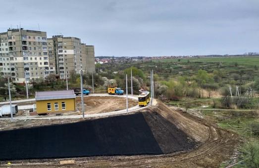 Во Львове начали испытания последней части трамвайной линии на Сихов (ФОТО, ВИДЕО)