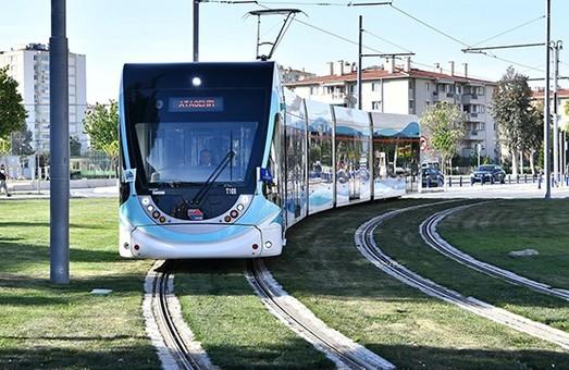 В турецком Измире запустили трамвай