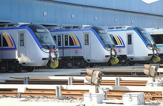 Столица Ирана закупает китайские поезда метро на 93 миллиона евро