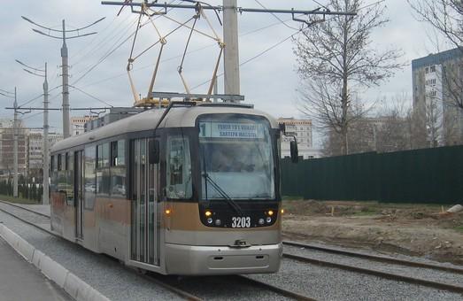 В Самарканде официально запустили первую линию трамвая (ФОТО)
