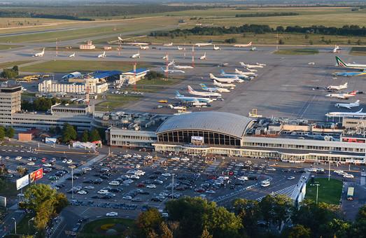 Аэропорт Борисполь планирует развитие малой авиации и вертолетных рейсов