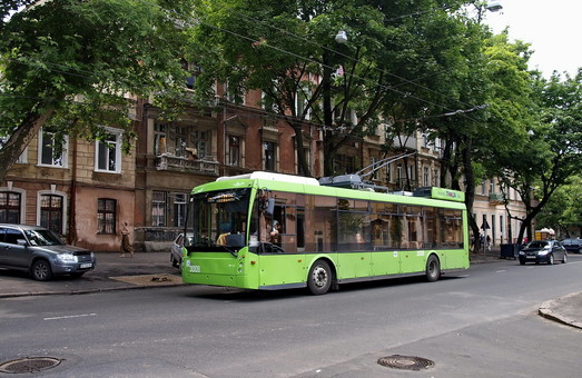 В Одессе делают односторонней часть улицы Пастера