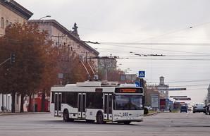 В Мариуполе покупают троллейбус