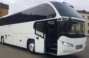 Киевский муниципальный перевозчик закупил автобус для Евровидения (ФОТО)