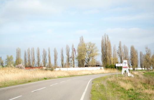 Непогода сдвинула сроки готовности объездной дороги у Паланки на трассе Одесса - Рени