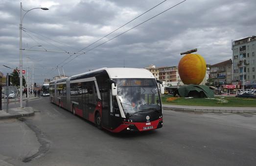 В Турции начинается строительство линии скоростного троллейбуса в городе Шанлыурфа