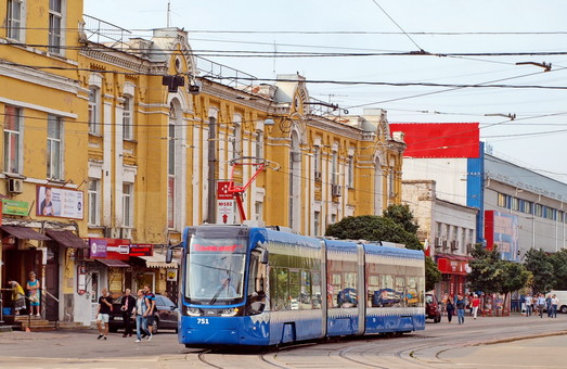 Киев потратит почти 2 миллиарда гривен на 40 новых трамваев