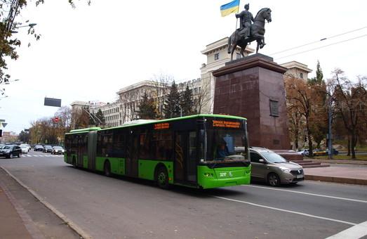 В Харьков купили подержанные троллейбусы вдвое дороже, чем в других городах Украины