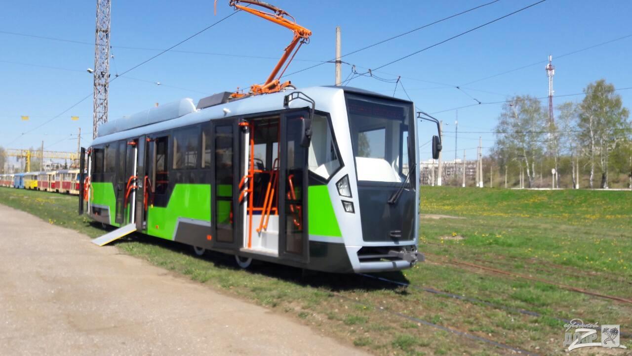 Новый харьковский трамвай будет оформлен как модернизация старого (ФОТО) d46e3e9473eb5