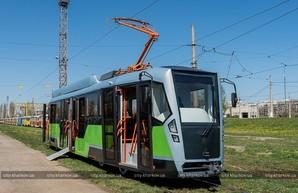 Новый харьковский трамвай будет оформлен как модернизация старого (ФОТО)