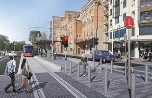 В Австралии будут строить новую систему трамвая в Ньюкасле